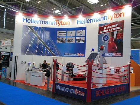 HellermannTyton Intersolar 2013